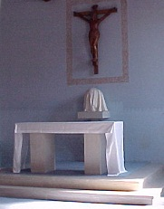 Our Lady & St Andrew - Altar